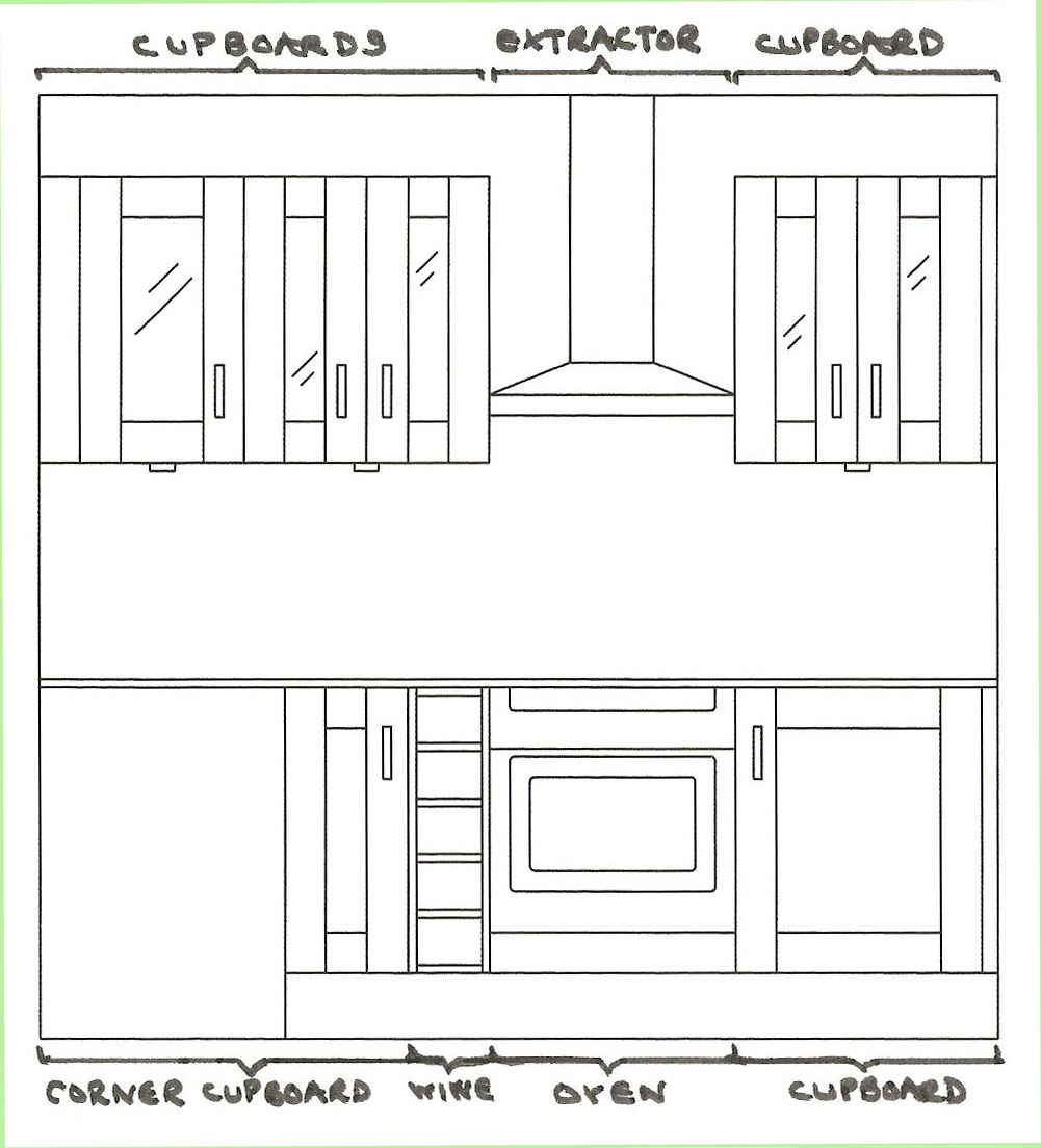 Plan And Elevation Cuisine : Overhead wine glass rack plans diy how to make